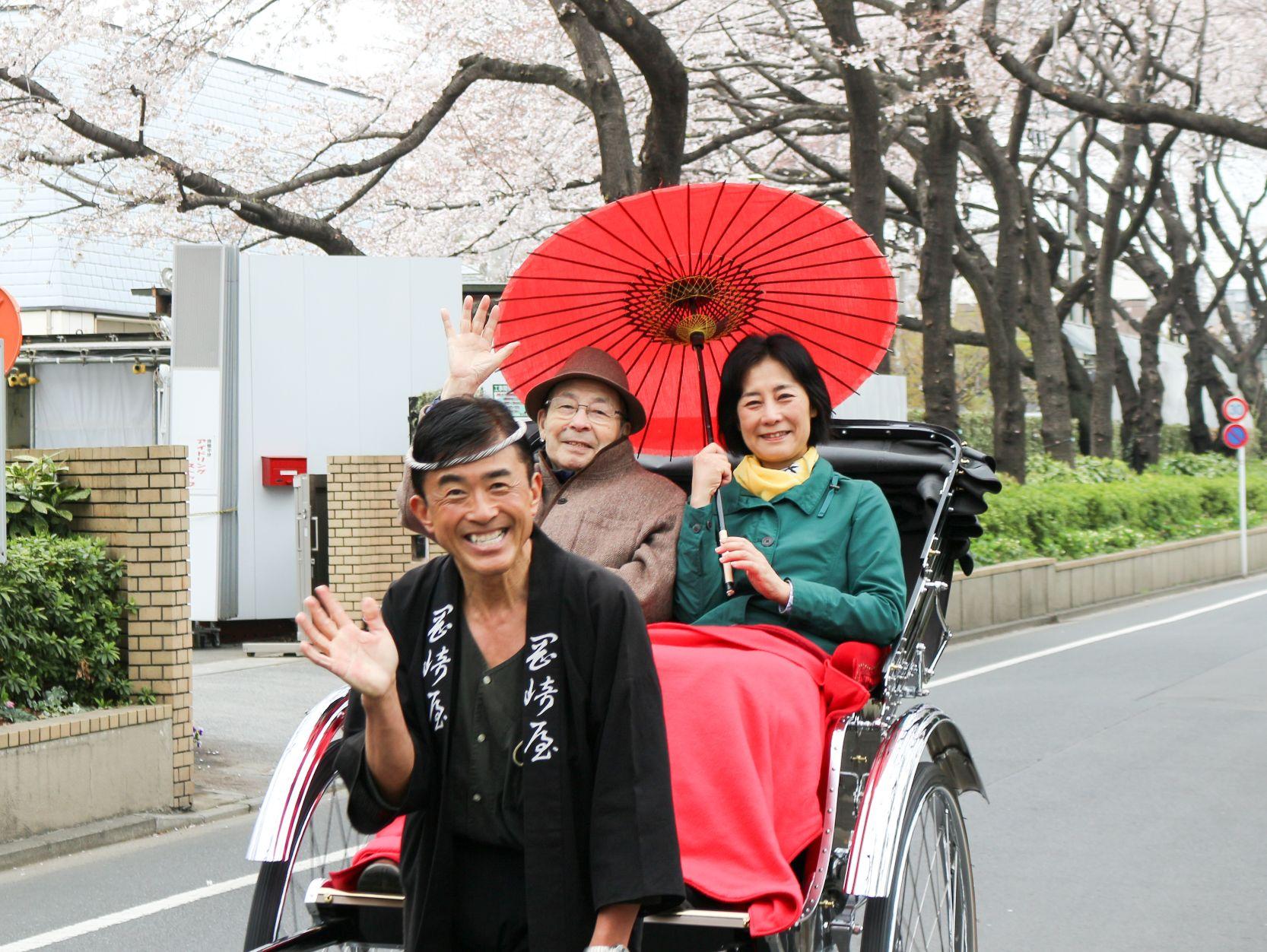シルバーシティ武蔵野の観桜会