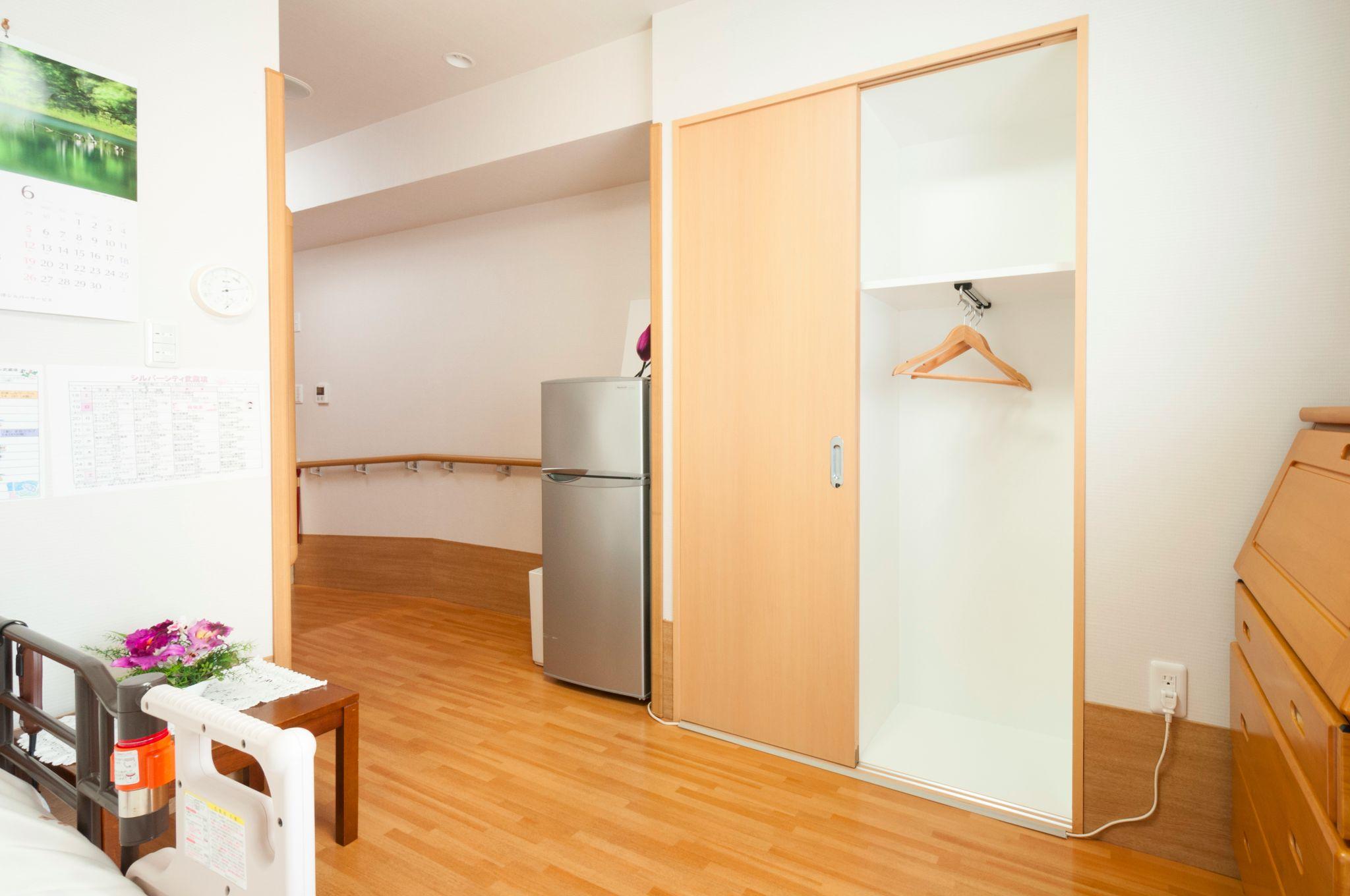 シルバーシティ武蔵境のシングルルーム 806号室