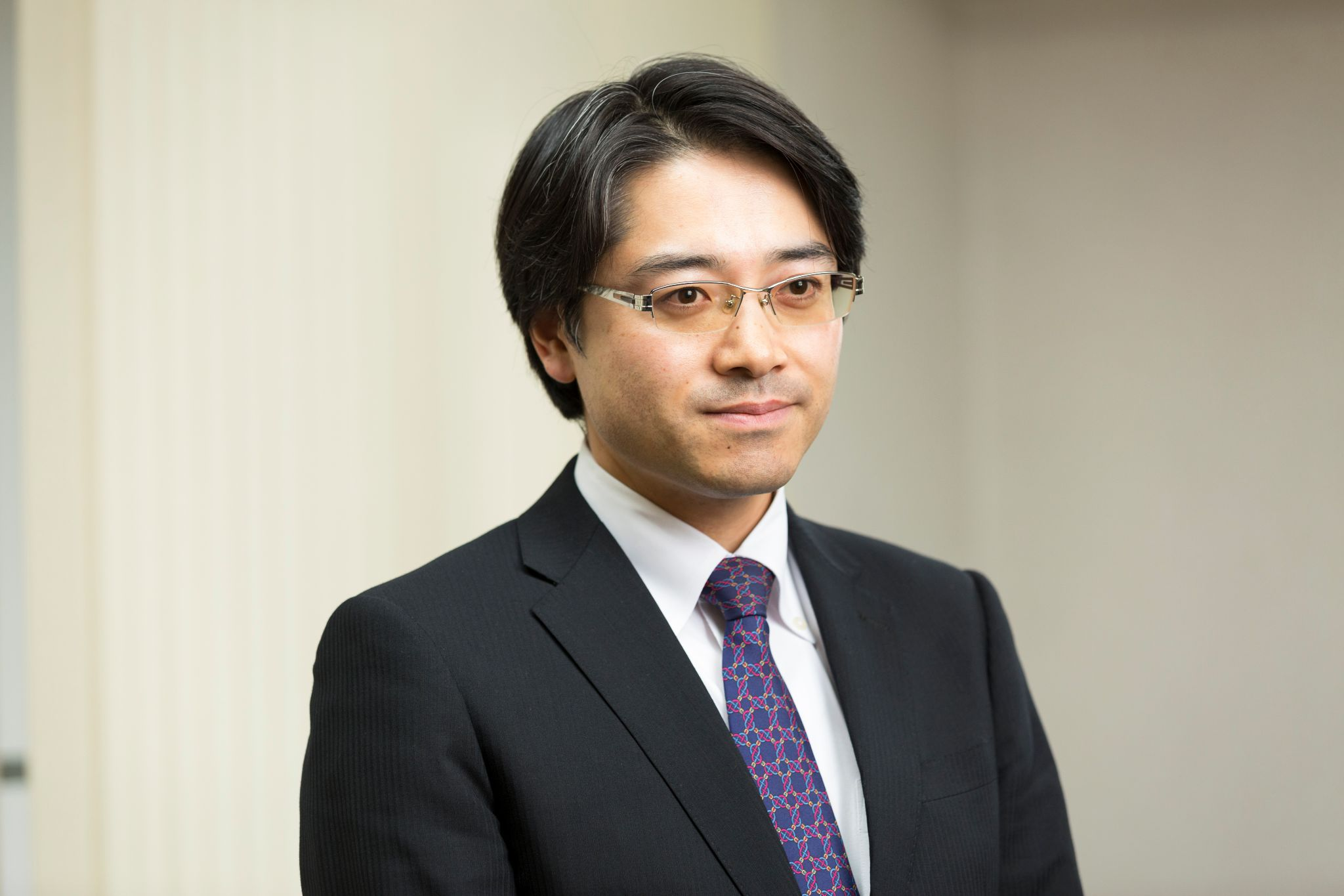 シルバーシティ哲学堂 園長 中村 入社17年目