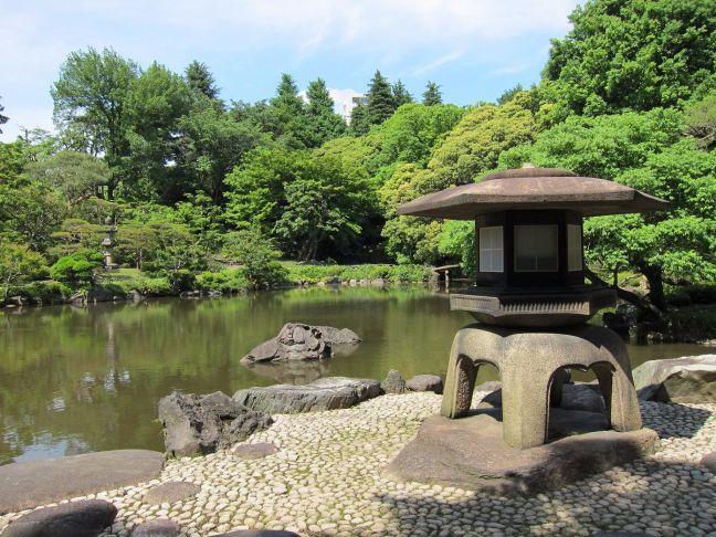 周辺施設:旧古河庭園