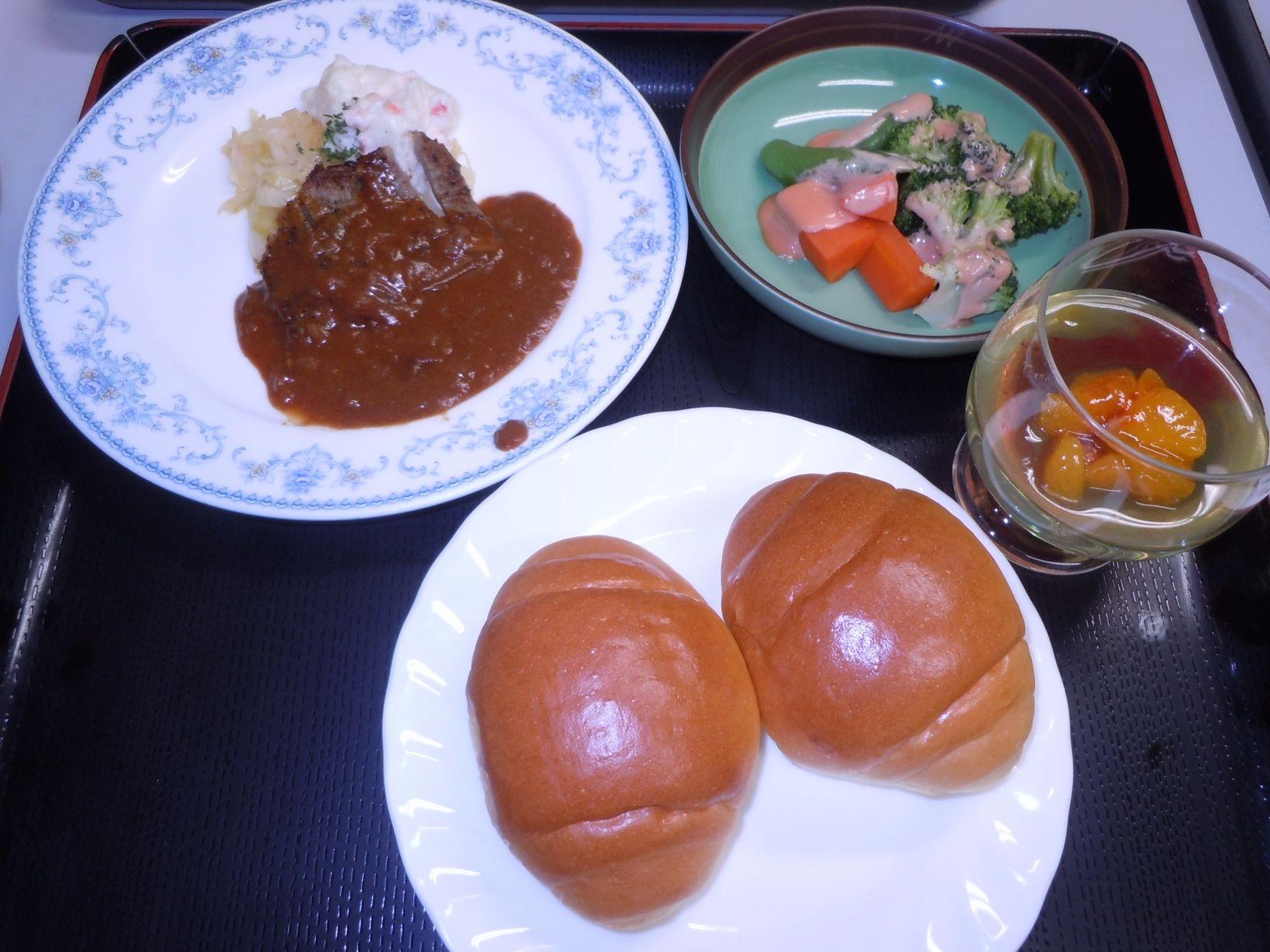 シルバーシティ聖蹟桜ヶ丘の洋食一例