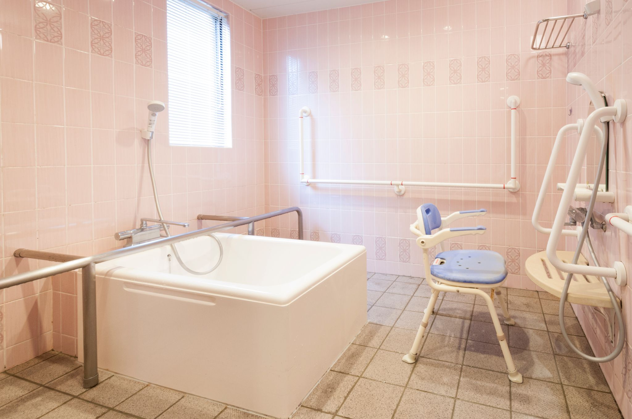 シルバーシティの入浴場