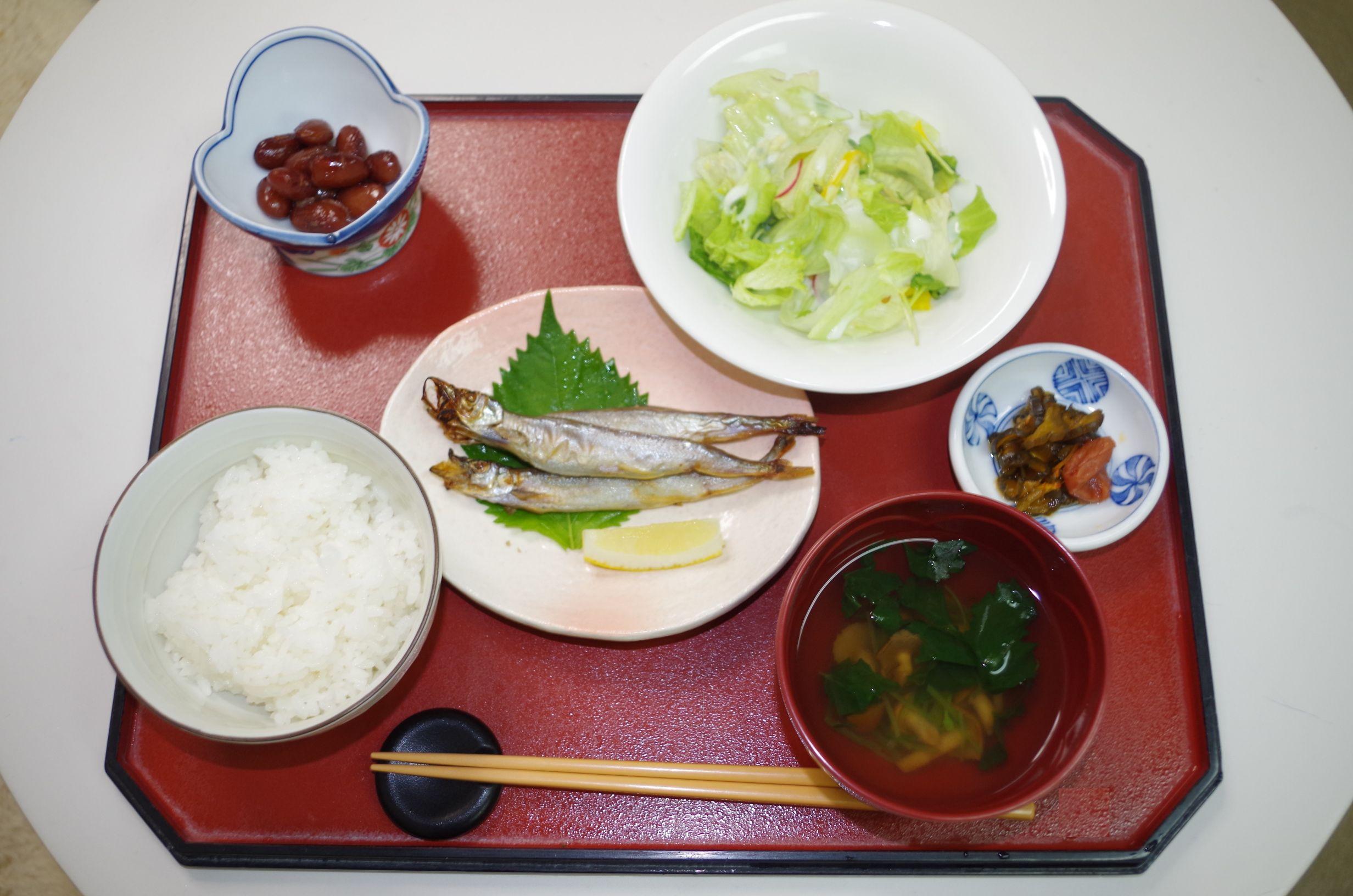 シルバーシティ武蔵境の和食一例