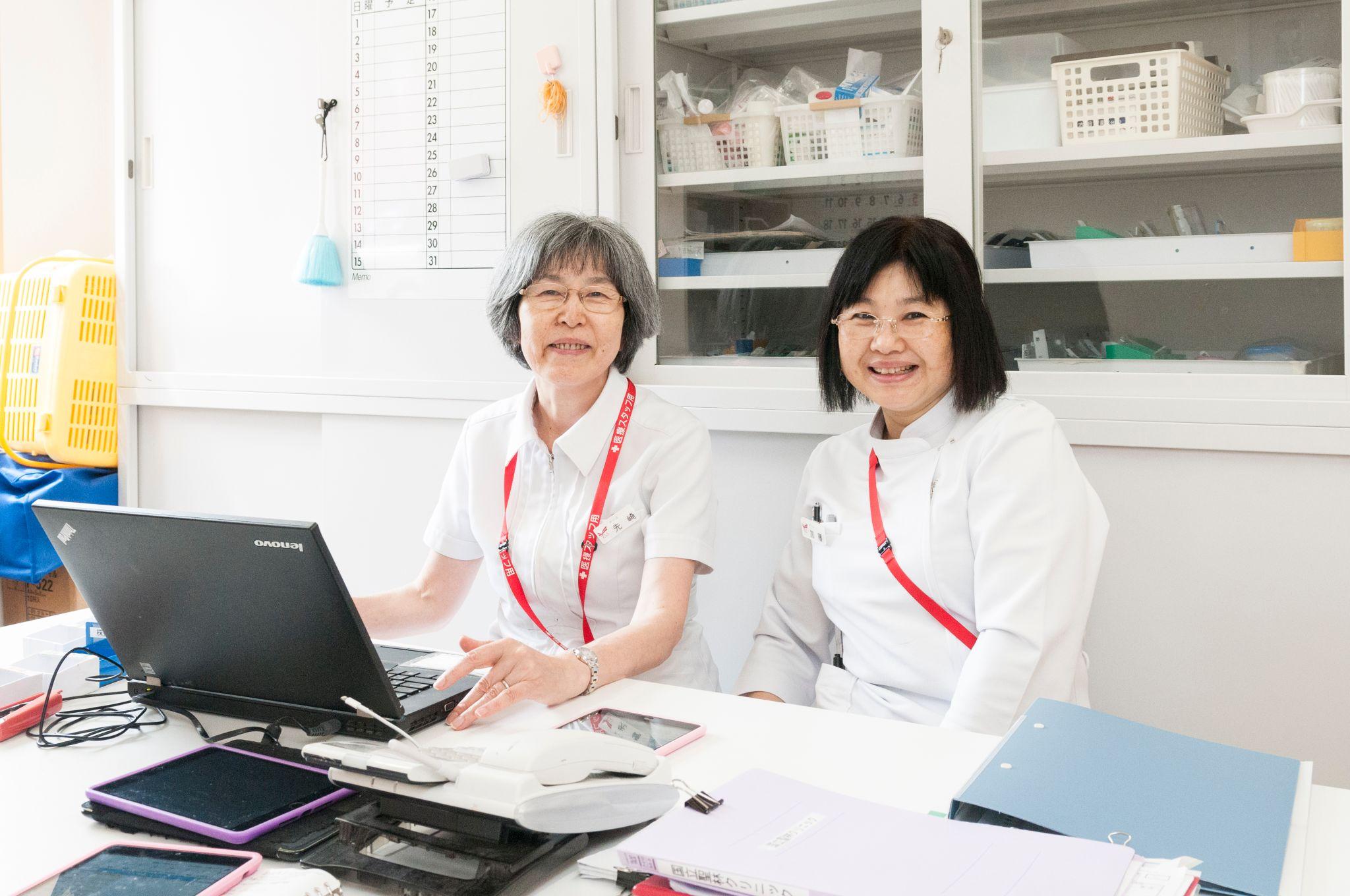 シルバーシティ聖蹟桜ヶ丘の看護師
