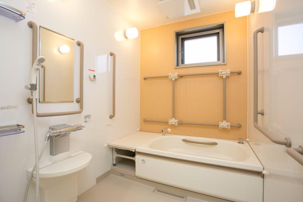シルバーシティむさしの欅館の浴室
