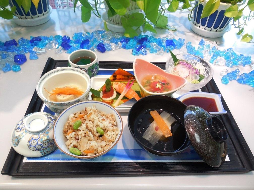 七夕の特別食