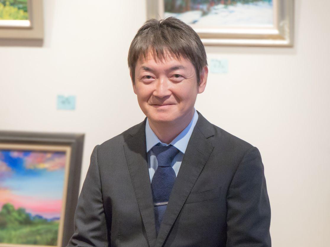 シルバーシティ石神井南館の園長 堀川俊美