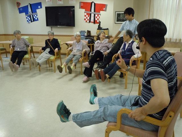 シルバーシティ聖蹟桜ヶ丘の運動