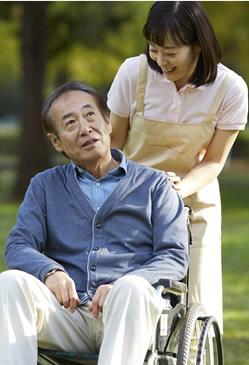 介護保険利用可能