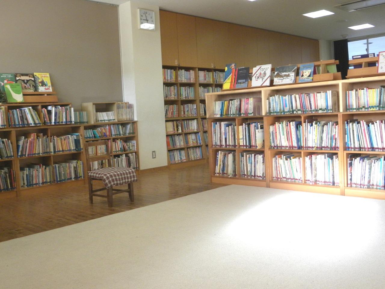 豊富な蔵書