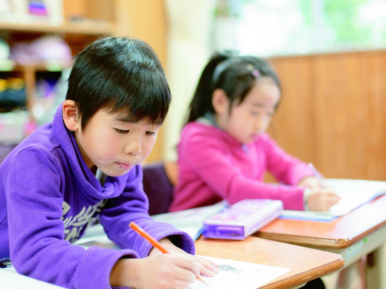 明星学園は児童・生徒一人ひとりを大切にします
