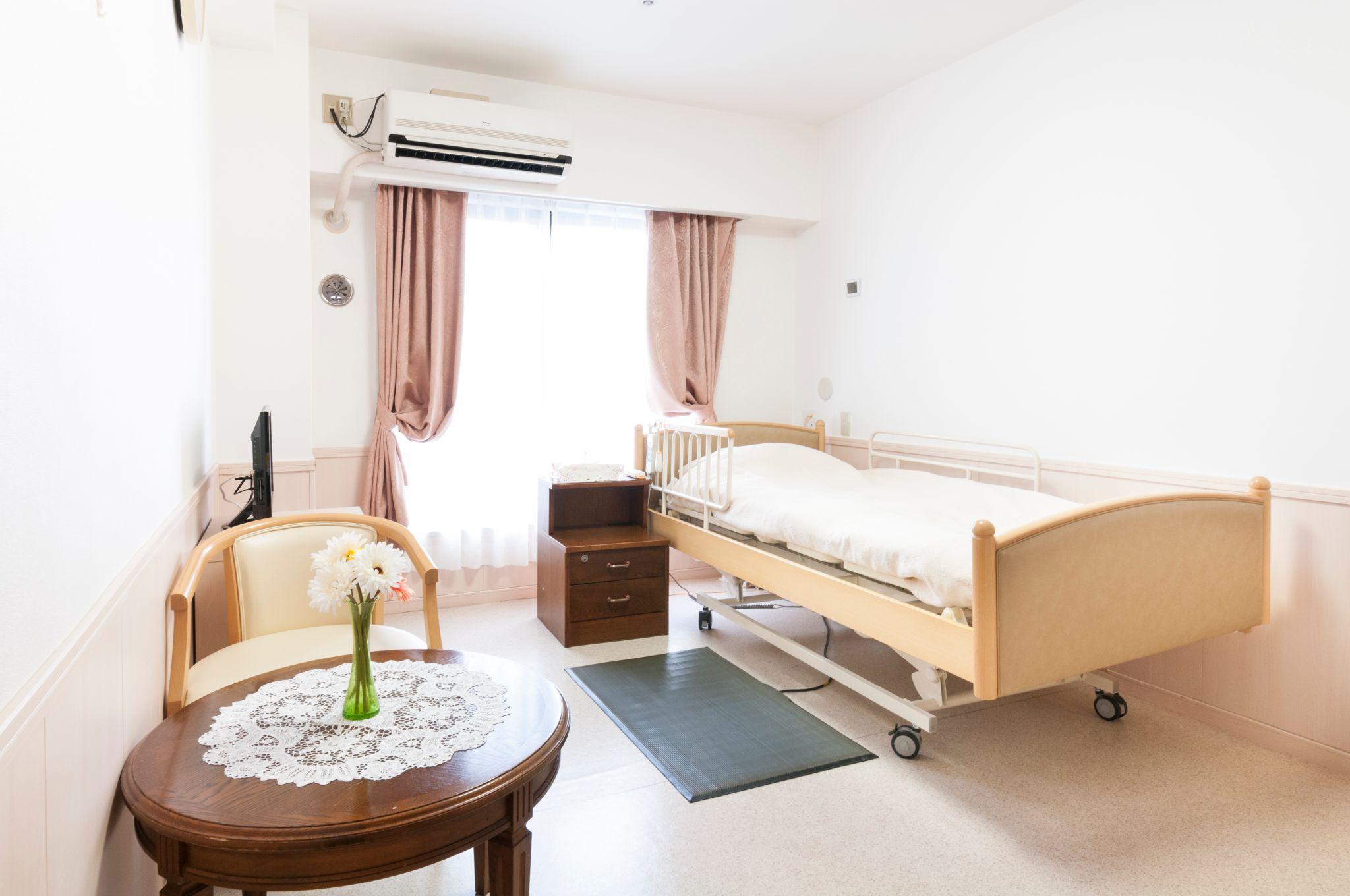 シルバーシティ石神井北館のシングルルーム 307号室