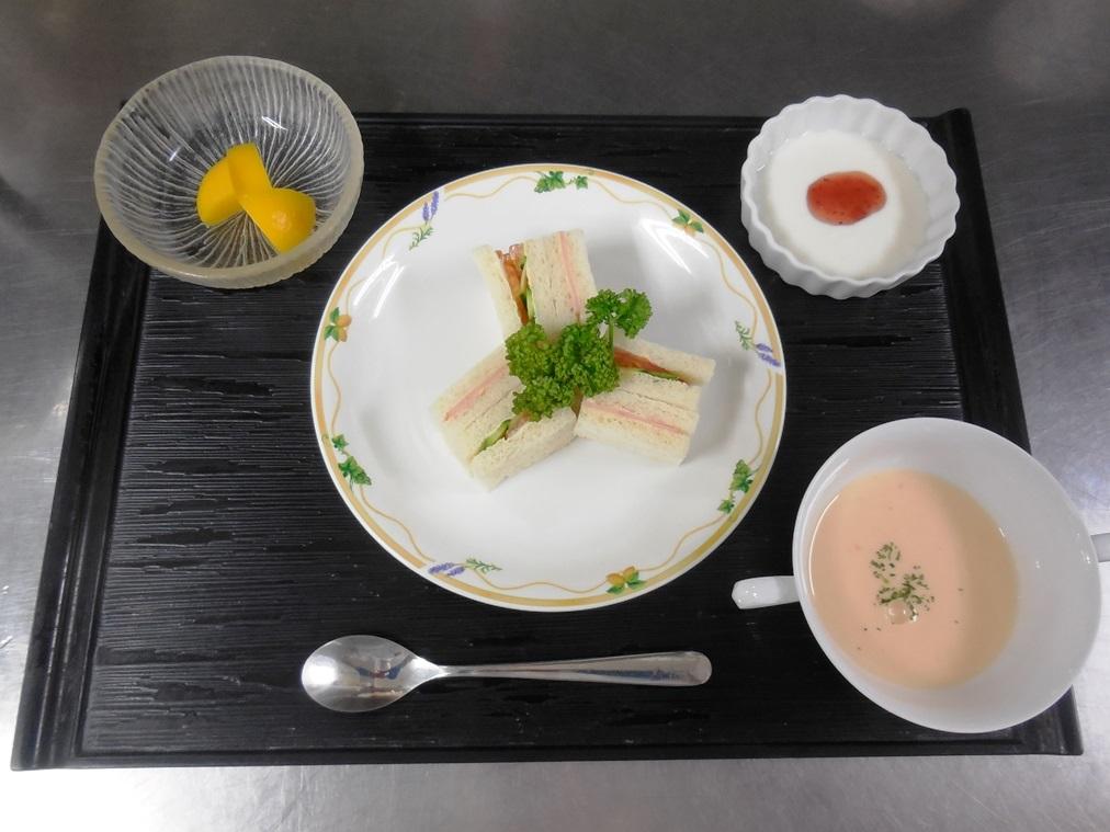シルバーシティ駒込の洋食一例
