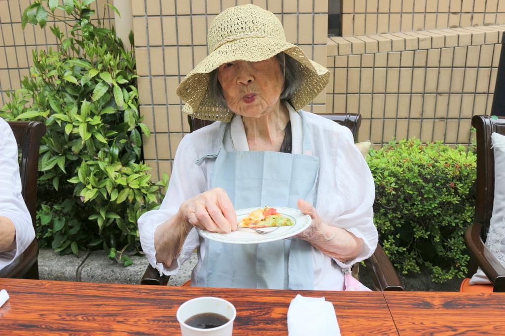 母の日ガーデンパーティ シルバーシティ武蔵野