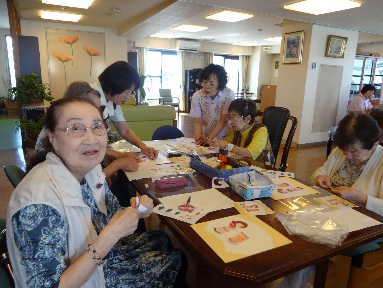 シルバーシティ武蔵境の写真:細かな作業