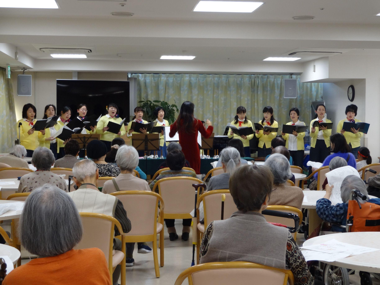 シルバーシティ武蔵境のコンサート