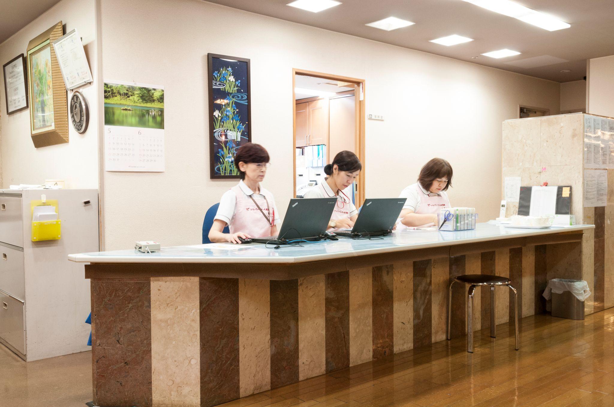 シルバーシティ武蔵野の看護師