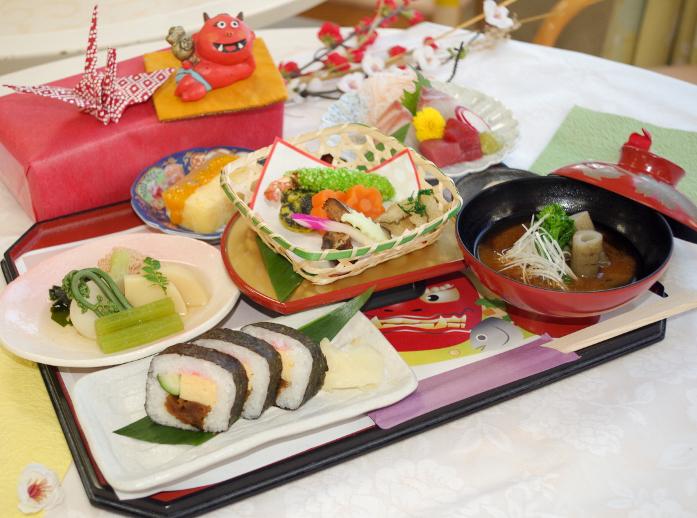 シルバーシティ聖蹟桜ヶ丘の特別食
