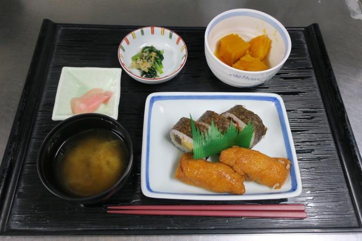 シルバーシティ駒込の夕食一例
