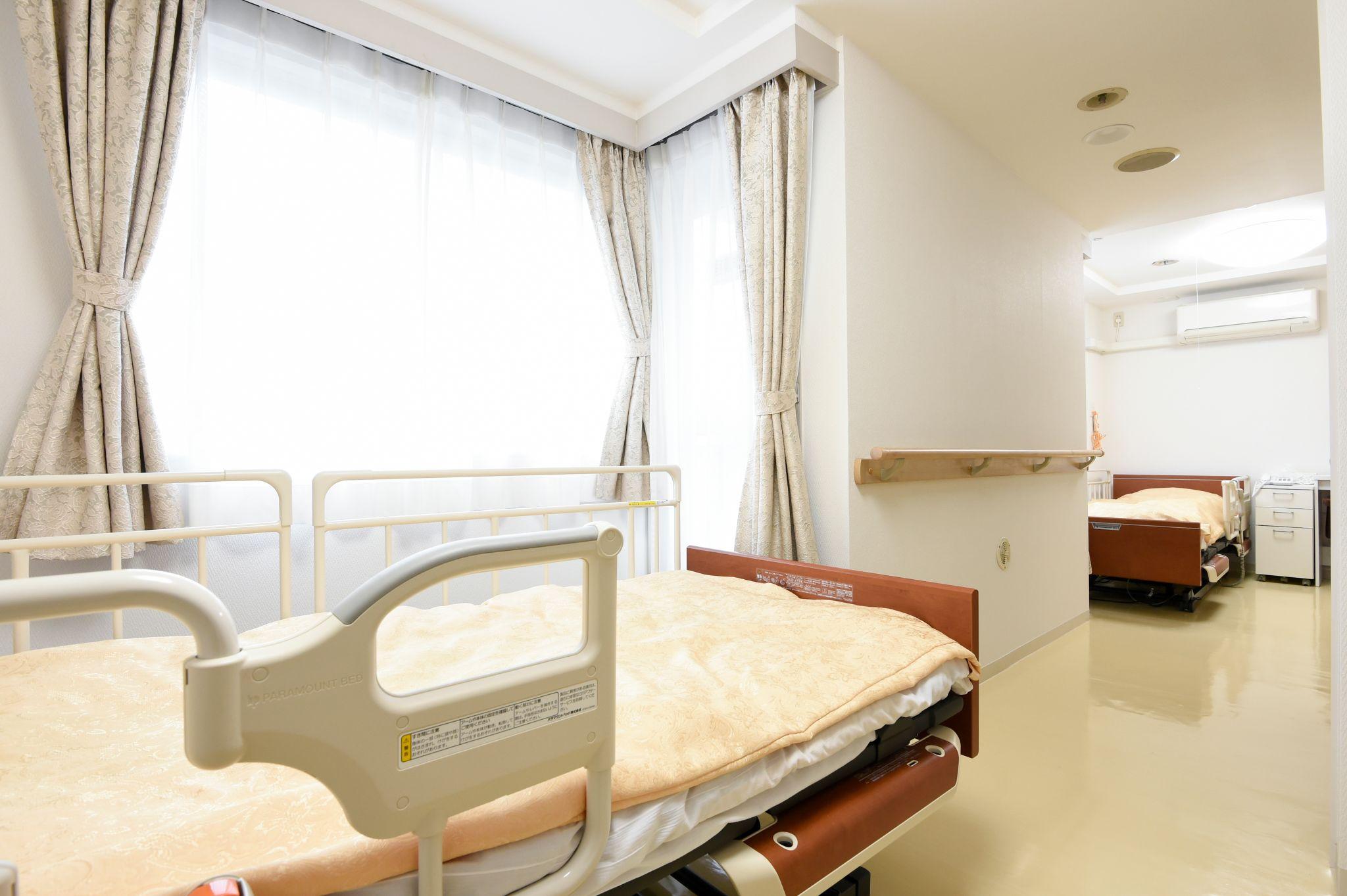 シルバーシティ駒込のケアルーム(2人部屋) 212号室