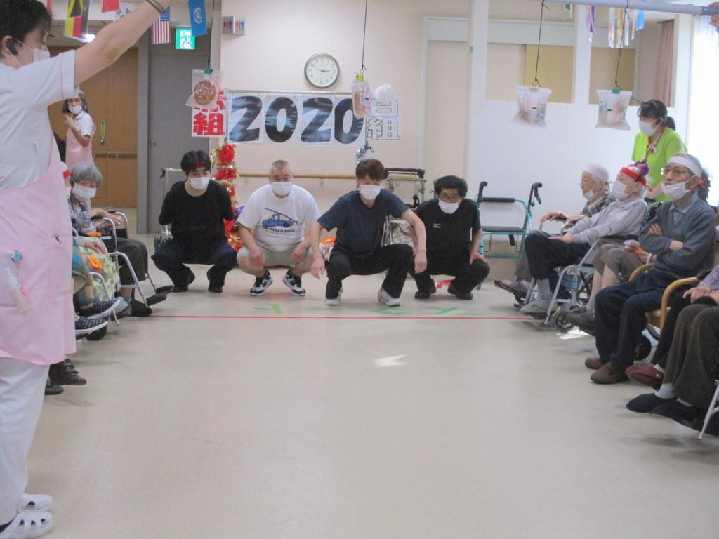 2021年運動会 シルバーシティ武蔵境