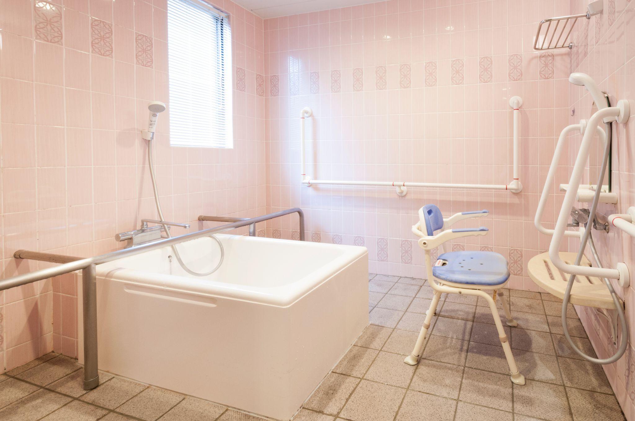 シルバーシティ哲学堂の入浴場