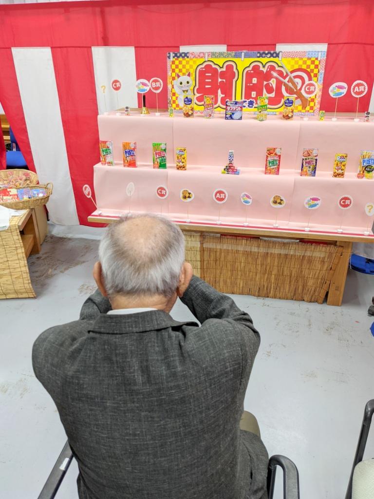 納涼祭 シルバーシティ石神井南館