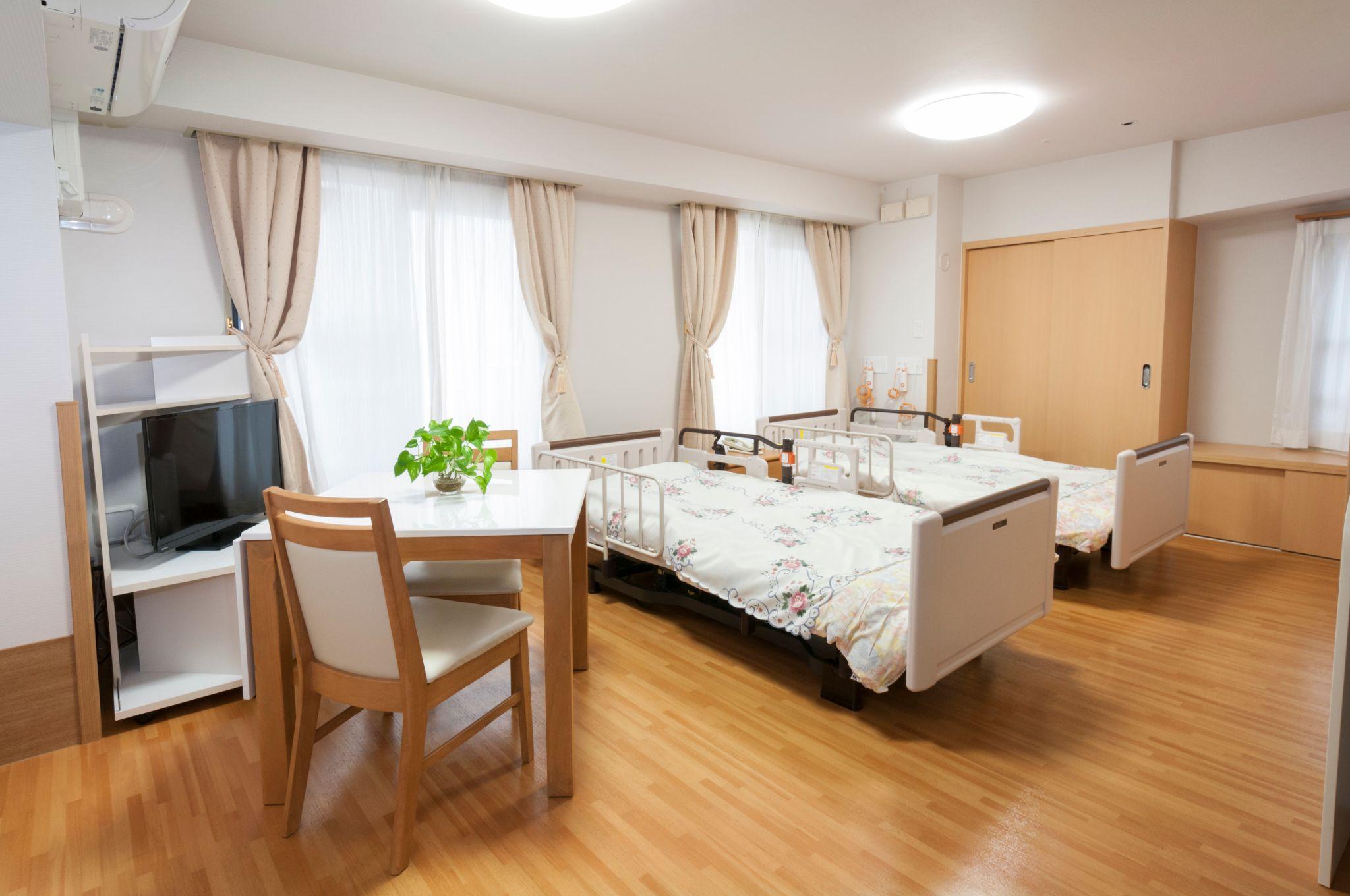 シルバーシティ武蔵境のツインルーム 520号室